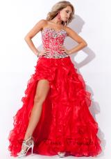 Party Time Dresses 6451.  Available in Lemon, Red