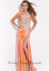 Rachel Allan 6463.  Available in Black, Lilac, Tangerine