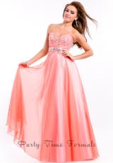 Party Time Dresses 6501.  Available in Apple, Coral, Lilac