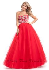Party Time Dresses 6556.  Available in Red, Royal, White