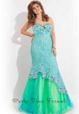 Rachel Allan 6599.  Available in Black/Nude, Fuchsia/Nude, Turquoise/Lime