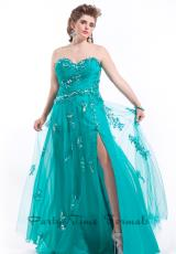 Rachel Allan 6614.  Available in Pink Champagne, Teal