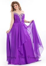 Party Time Dresses 6620.  Available in Purple, Wild  Fire