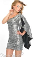 Precious Formals L50092.  Available in Silver