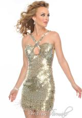 Precious Formals P8866.  Available in Liquid Gold