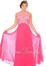 Precious Formals W10539.  Available in Cerise, Royal