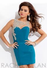 Rachel Allan 6644.  Available in Black, Teal