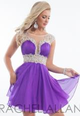 Rachel Allan 6645.  Available in Blush, Purple, Watermelon, Yellow