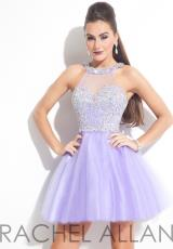 Rachel Allan 6649.  Available in Jade, Lilac