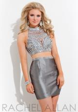 Rachel Allan 6667.  Available in Platinum, Royal, White