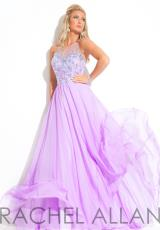 Rachel Allan 6851.  Available in Aqua, Lilac, White