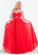 Rachel Allan 6903.  Available in Aqua Marine, Coral, Lilac, Purple, Red, Royal