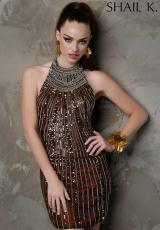Shail K. KL3216.  Available in Bronze