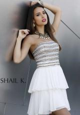 Shail K. KL3249.  Available in Ivory