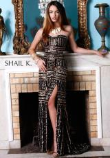 Shail K. 3322.  Available in Black/Bronze