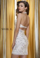 Shail K. 3432.  Available in Ivory