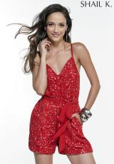 Shail K. 3463.  Available in Red