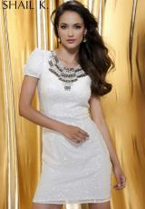 Shail K. 3472.  Available in Ivory
