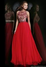 Sherri Hill 11146.  Available in Red, Royal