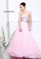 Sherri Hill 21020.  Available in Pink, Yellow