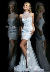 Sherri Hill 4314.  Available in Light Blue/Ivory