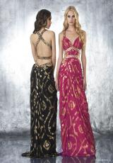Shimmer 59618.  Available in Black/Gold