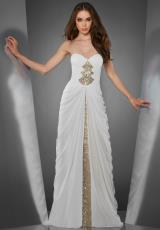 Shimmer 59819.  Available in Lilac/Gold, White/Gold
