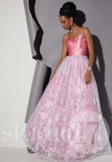 Studio 17 12438.  Available in Candy Pink/Silver, Caribbean Blue/Silver