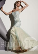 Studio 17 12444.  Available in Mint/Nude, Pink/Nude