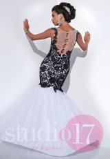 Studio 17 12524.  Available in Black/White, Red/White