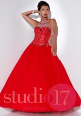 Studio 17 12535.  Available in Caribbean, Red