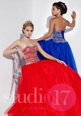 Studio 17 12536.  Available in Black, Red, Royal