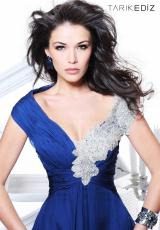 Tarik Ediz 81006.  Available in Ivory, Navy, Powder, Red, Stone