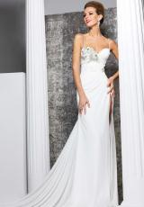 Tarik Ediz 92134.  Available in Ivory, Powder
