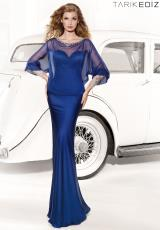 Tarik Ediz 92399.  Available in Emerald, Navy, Powder
