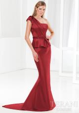 Terani Evenings E3781.  Available in Blush, Wine