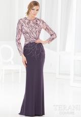 Terani Evenings M3831.  Available in Plum