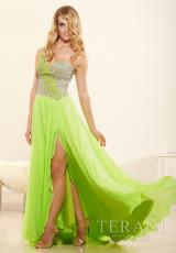 Terani P3167.  Available in Lime, Orange