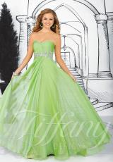 Tiffany 16744.  Available in Daffodil, Key Lime, Orange, Royal