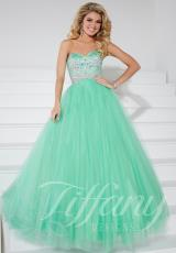 Tiffany 61127.  Available in Coral, Spring Green