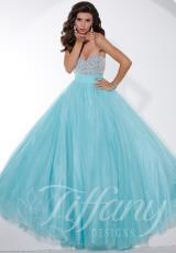 Tiffany 61139.  Available in Aqua, Peach, White