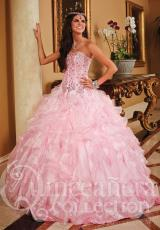 Tiffany Quinceanera 26760.  Available in Pink, Royal, Turquoise