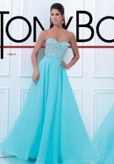 Tony Bowls Evenings 114L11.  Available in Water