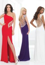 Tony Bowls Evenings TBE11400.  Available in Black, Ivory, Purple, Red