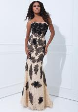 Tony Bowls Evenings TBE11401.  Available in Light Blue, Light Pink, Nude