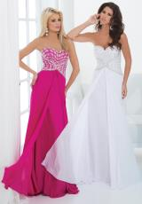 Tony Bowls Evenings TBE11407.  Available in Aqua, Cobalt, Magenta, White