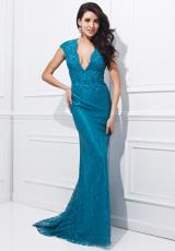 Tony Bowls Evenings TBE11410.  Available in Champagne, Dark Teal, Gunmetal, Navy Blue