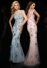 Tony Bowls Evenings TBE11420.  Available in Blush, Light Blue