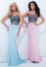 Tony Bowls Evenings TBE11421.  Available in Black/Aqua, Black/Pink