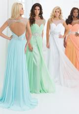 Tony Bowls Evenings TBE11440.  Available in Aqua, Mint, Orange, White